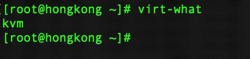 阿里云使用的是kvm虚拟化技术