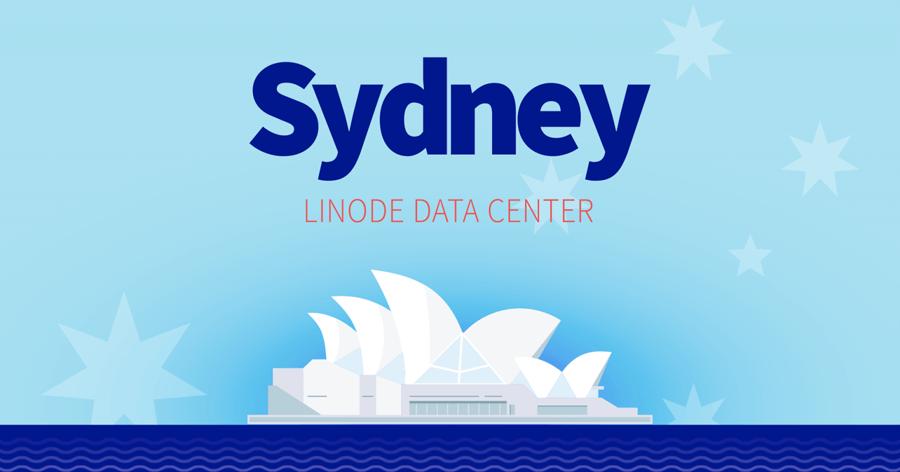 Linode 悉尼机房上线