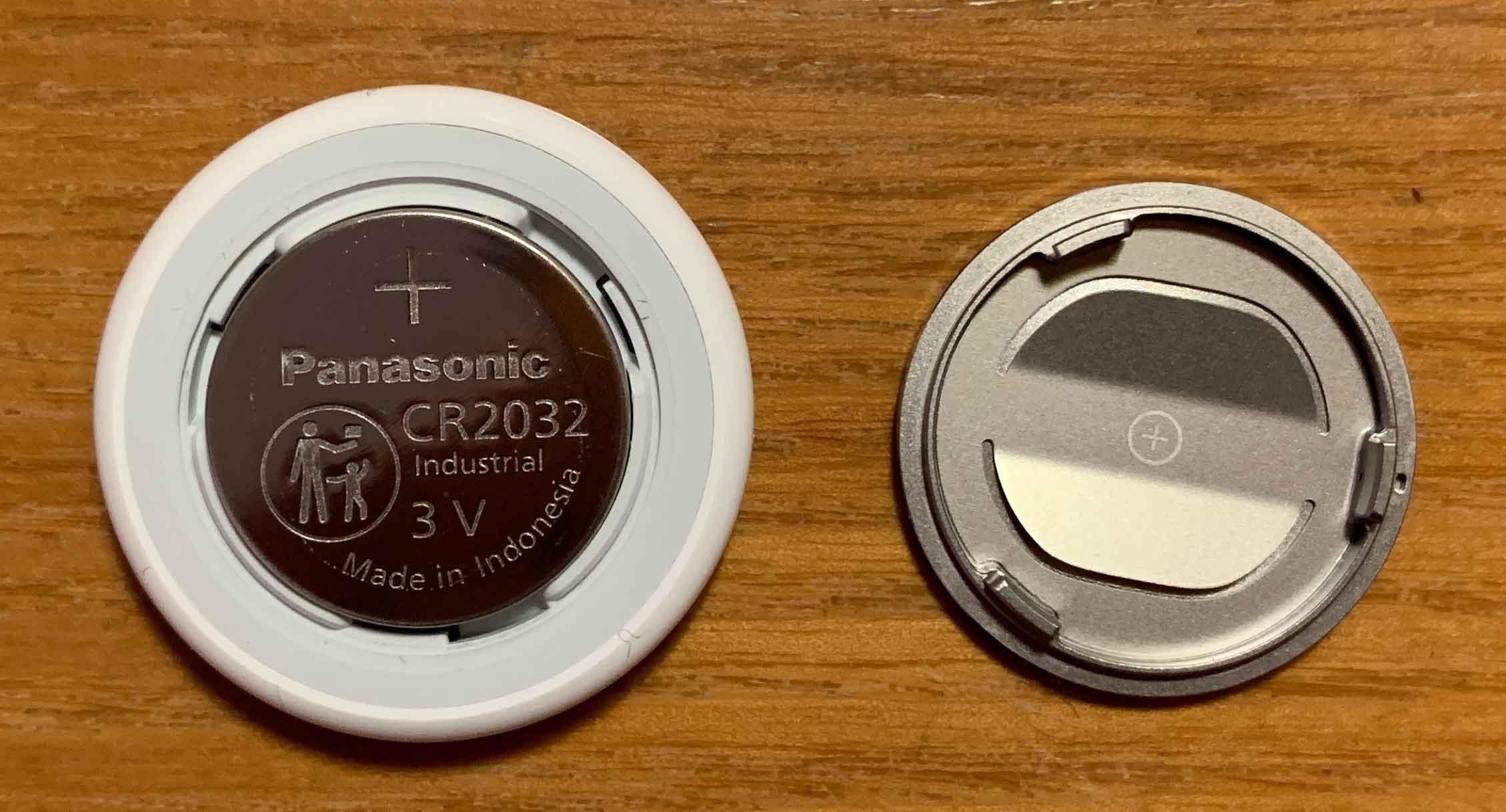 AirTag 更换电池